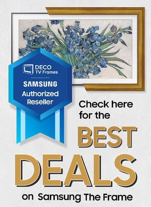 Samsung Frame TV coupon best price low price
