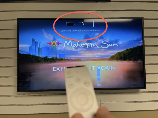 Samsung The Frame TV Remote Pairing Troubleshooting