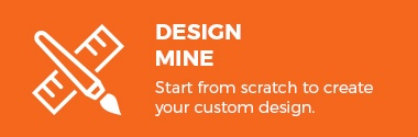 Design Mine - Orange