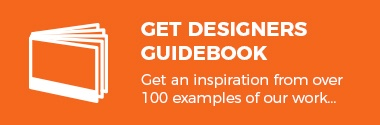 Designers Guidebook - Orange
